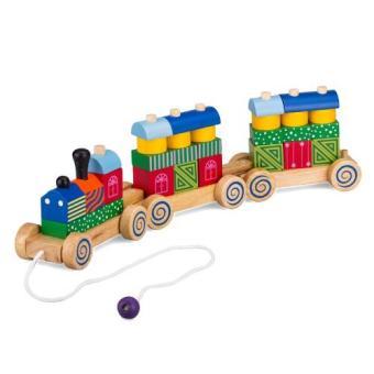Xe lửa hoa văn Winwintoys 64272