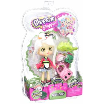 Búp bê Shopkins Shoppies S2 W2 Dolls Sara Sushi