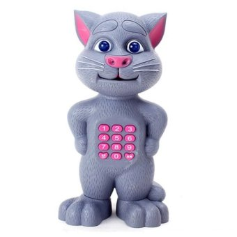 Đồ Chơi Mèo Tom Nhại Tiếng Cho Bé Dream Toy Big-A3001