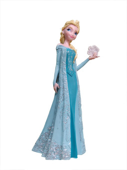 Búp Bê Elsa Disney Frozen (xanh)