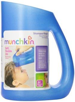 Ca gội đầu tránh nước rơi vào mắt Munchkin 27109 (Xanh)
