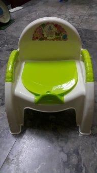 Ghế bô cho bé (Xanh)