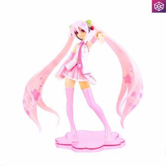 Mô hình tĩnh figure 1/10 Vocaloid - Hatsune Miku: Sakura Miku feat KEI