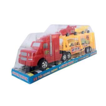 Xe mô hình container cho bé