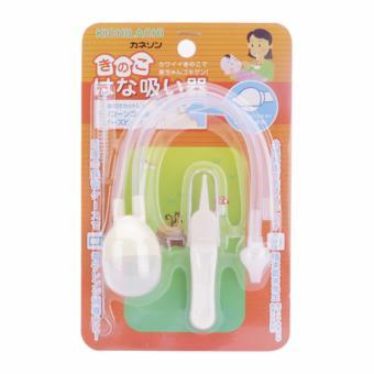 Hút Mũi Trẻ Em Silicon Kichilachi (Hàng Nhật)