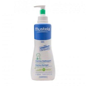 Sữa tắm gội cho bé Mustela 500ml