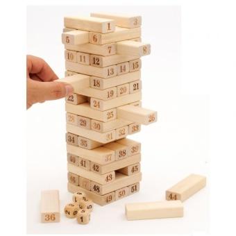 Đồ chơi rút gỗ thông minh Royal