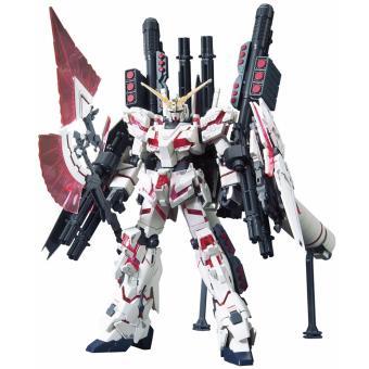 Mô Hình Lắp Ráp Bandai High Grade Universal Century Full Armor Unicorn Gundam ( Red Ver )