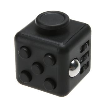 Funny Fidget Cube Anxiety Stress Relief Kids Adults Desk Toy - intl