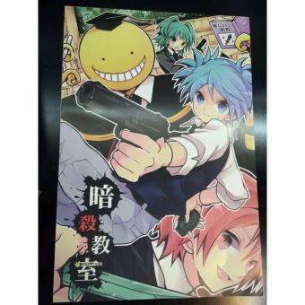 Bộ Poster Ansatsu Kyoushitsu Lớp Học Ám Sát