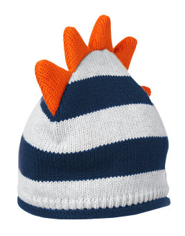 Nón len Gymboree Dino Striped Sweater Hat