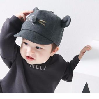 Mũ, nón Babycho bé trai, bé gái ĐL61 (Nâu)