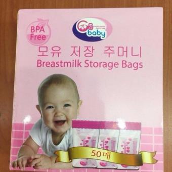 Túi trữ sữa GB-BABY – 50 túi