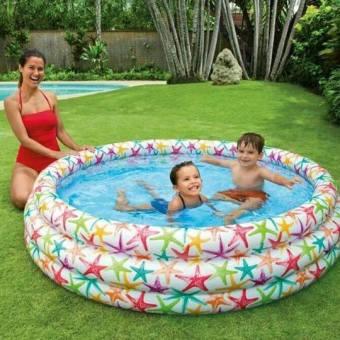 Bể bơi 3 tầng ngôi sao