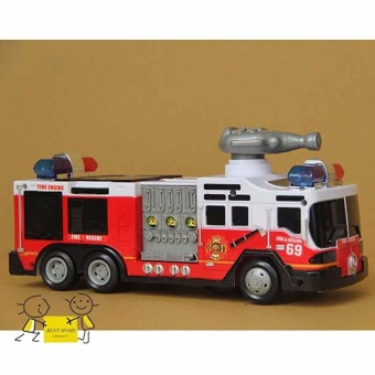 Đồ chơi xe cứu hỏa pin SD018/022