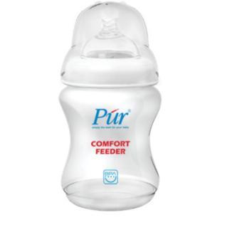 Bình sữa miệng rộng Comfort Feeder 250ml (Trắng)