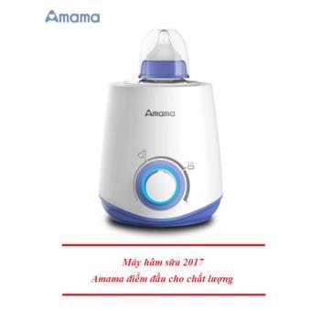 Máy hấp bình sữa Amama, Ủ - Tiệt trùng bình sữa tự động theo nhu cầu, An Toàn, Tiện lợi, Giá Rẻ, Uy tín nhất