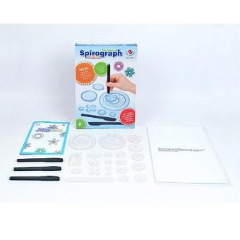 Bộ vẽ Họa tiết Spirograph (Deluxe Kit)