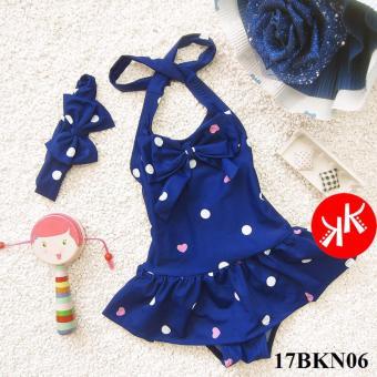 Bikini 1 mảnh mùa hè cho bé gái