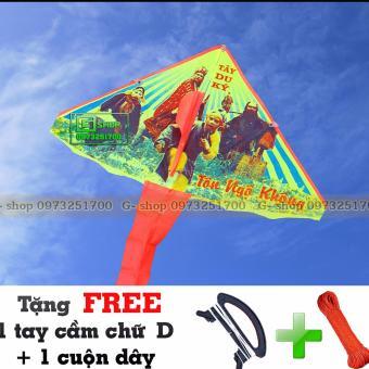 Diều Việt Nam TÂY DU KÍ + Tặng FREE tay cầm và cuộn dây