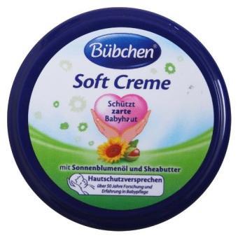 Kem dưỡng da cho bé Bubchen hoa cúc 20ml (Xanh dương nhạt)