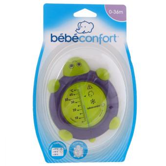Đo nhiệt độ nước tắm hình rùa Bebe Confort