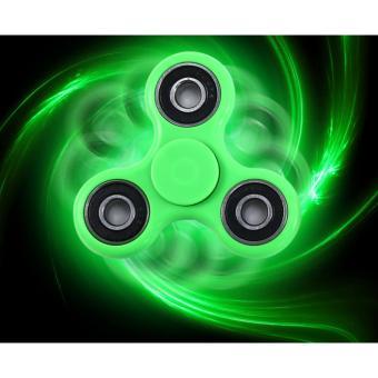 Đồ Chơi Giúp Xả Stress Fidget Spinner loại 1 cực bền (xanh lá)
