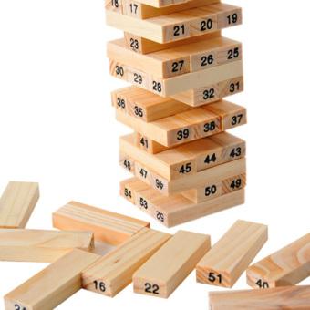 Bộ đồ chơi rút gỗ số Lộc store