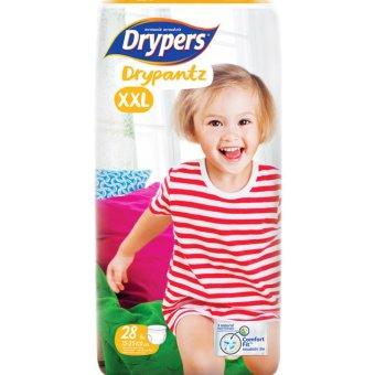 Tã quần Drypers Drypantz XXL.28 (15-25kg)