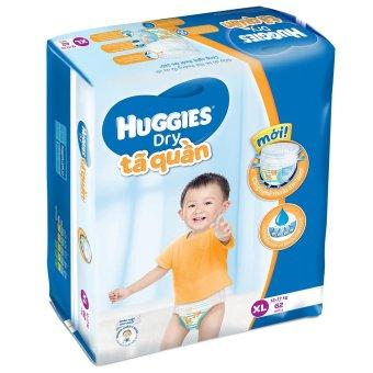 Tã quần Huggies sz XL62