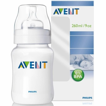 Bình sữa cổ rộng Avent (260ml)