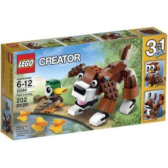 Hộp LEGO Creator 31044 Công Viên Động Vật 202 chi tiết