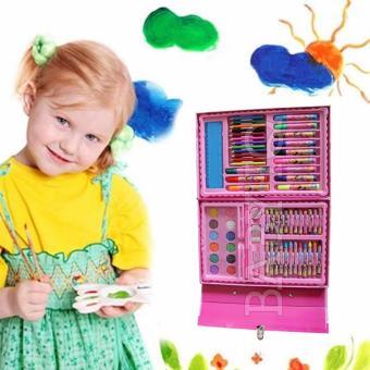 Bộ bút chì màu vẽ sáng tạo 68 món - HD038