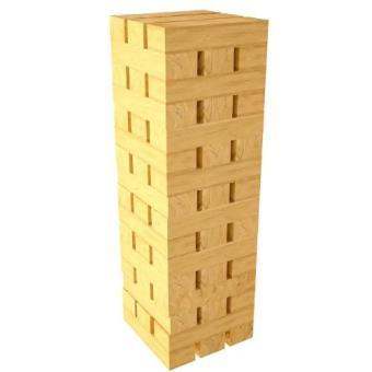 Bộ đồ chơi rút thanh gỗ 48 thanh
