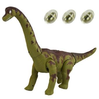 Đồ chơi khủng long di chuyển phát nhạc đẻ trứng