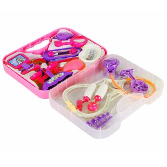 Bộ đồ chơi bác sĩ cho trẻ em Clever Mart