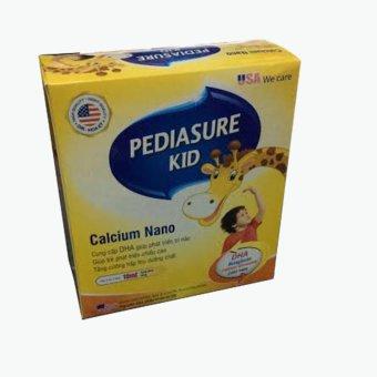 Pediasure Kid Calcium Nano hỗ trợ phát triển chiều cao hộp 20 ống x 10ml