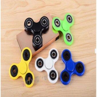 Con Quay Giải Trí Fidget Spinner (đen,đỏ,xanh lá, trắng, vàng)