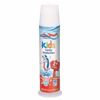 Kem đánh răng cho bé trên 2 tuổi Aquafresh Kids Cavity Protection 130.4g Nhập Khẩu Mỹ