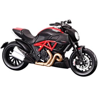 Mô Hình Xe Tỉ Lệ 1/ 12 MôTô Ducati Diavel - Maisto
