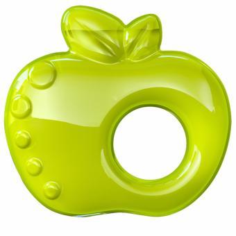Ngậm nướu răng an toàn (hình táo) UP0506F(Xanh lá nhạt)