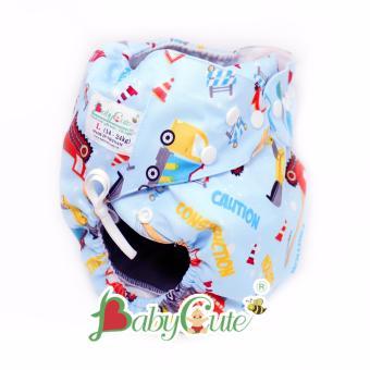 Bộ tã vải đêm BabyCute size L (14-24kg)