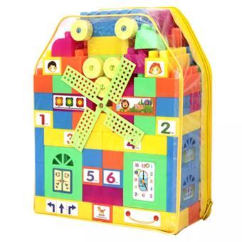 Đồ chơi túi ráp hình phát triển trí tuệ cho bé LT99003