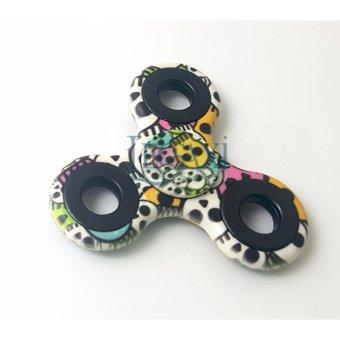 Đồ Chơi Con Xoay Tròn Hand Fidget Spinner 3 cạnh 90-120 giây Legaxi HS25