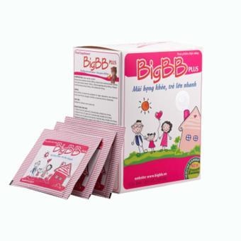 BigBB Plus - Mũi họng khỏe, trẻ lớn nhanh