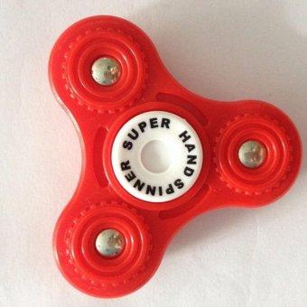 Mua Con Quay Cao Cấp Fidget Spinner (đỏ, tím) giá tốt nhất