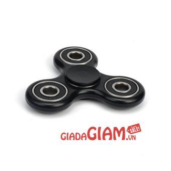 Đồ Chơi Giúp Xả Stress Fidget Spinner loại 1 cực bền (đen)