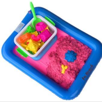 Bộ đồ chơi khuôn cát nặn vi sinh 5+ An Store