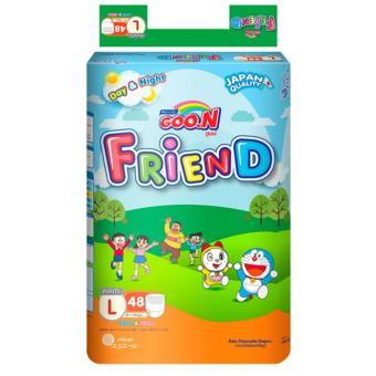 Tã quần GOO.N Friend L48 (9 - 14 kg)