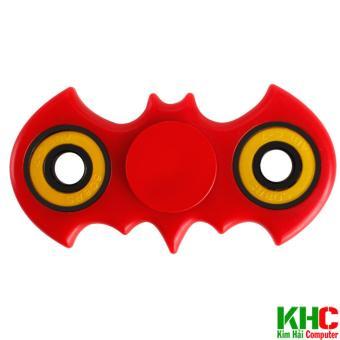 Đồ Chơi Con Quay Fidget Spinner Hình Batman Giúp Xả Stress (Nhiều màu sắc)